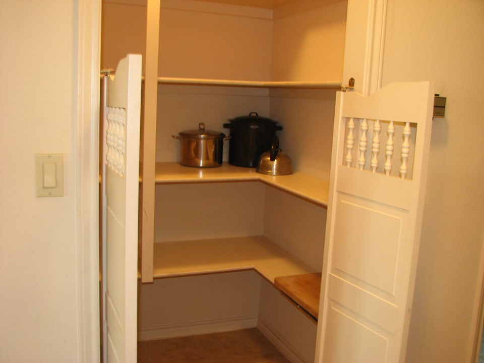great large pantry