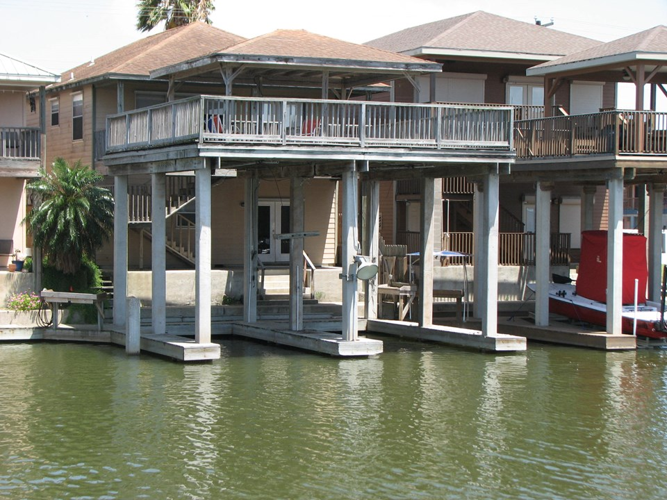 your home on the water awaits you!